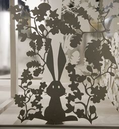 RED Valentino Christmas windows 2014, Vienna – Austria window display