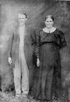James Madison Johnson & Lucinda Fox