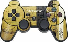 Must. Get. This.  Amazon.com: Borderlands 2 | Hyperion | Skinit Skin for Sony PS3 Dual Shock wireless controller: Electronics