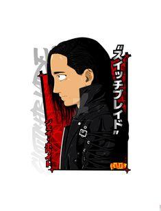 Jay White (NJPW) by PandaPawPaw.deviantart.com on @DeviantArt