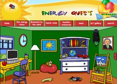 If you teach energy, don't miss this post! Get links to great energy sites that include an energy rap, games, interactive activites and more!