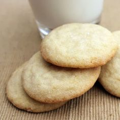 What you'll need to make your Sugar Cookie Recipe       2 1/2 cups all-purpose flour      1/2 teaspoon baking soda      1 cup granulated s...