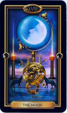 The Moon Tarot-Ciro Marchetti