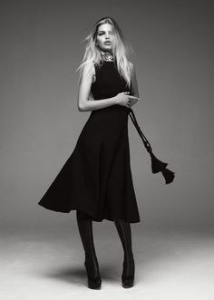 Daphne Groeneveld by Bojana Tatarska for Glass Magazine Fall 2015