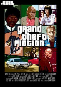 need it!!! #GTA #pulpfiction
