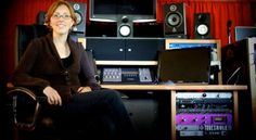 Pro Audio Girl - April Tucker | SoundGirls
