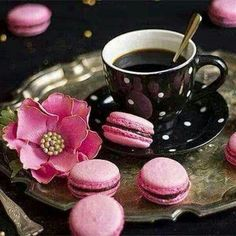 Coffee time, good morning!
