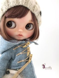 ** Blythe outfit ** Lucalily 581**_画像1