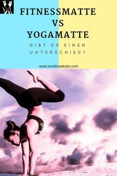 Fitness vs Yoga Matte . Wo liegt der Unterschied ? Informationen und Tipps für die Wahl und den Kauf der richtigen Matte . Sport Fitness, Motivation, Blog, Training, Sports, Tips And Tricks, Life, Coaching, Sport