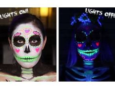 18 DIY Halloween Costumes + Make Up Tutorials | Craft or DIY