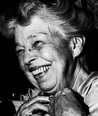 ANNA ELEANOR ROOSEVELT (First Lady)   BIRTH:  October 11, 1884 in New York City, New York, U.S.A.    DEATH:  November 7, 1962 in New York City, New York, U.S.A.  CAUSE OF DEATH:  Bone Marrow Tuberculosis CLAIM TO FAME:  Human Rights Achievements