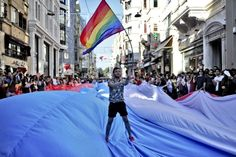 Istanbul Bans Region's Largest LGBT Pride March - BuzzFeed News