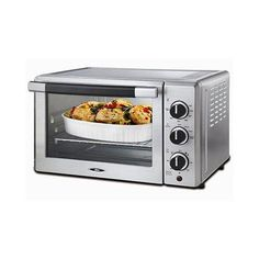 Oster Countertop Oven 6081 : Slice Convection Countertop Oven. The Oster 6-slice countertop oven ...