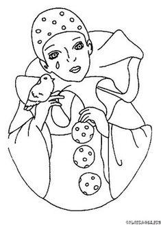 Imagem relacionada Sarah Kay, Disney Characters, Fictional Characters, Images, Female, Disney Princess, Pierrot, Art, Drawing Drawing