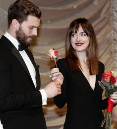 Rose from a Rose #FiftyShades