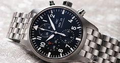 IWC Pilots Watch Chronograph / Ref.IW377710