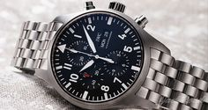 IWC Pilots Watch Chronograph / Ref.IW377710