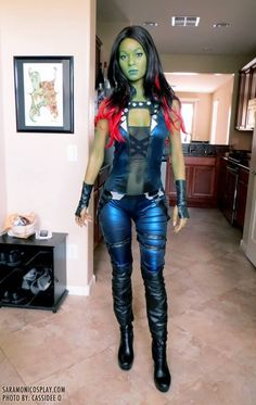 """Cool Cosplay: Blue Beetle,Gamora, And More! """"Arsenal By Clever Fox, Photography By Tony Julius Goliath From Gargoyles By Ryan Green Blue Beetle By Unknown The Rocketeer By Rootmypc DC Bombshells..."""