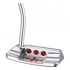 Titleist Scotty Cameron Select Silver Mist Squareback Putter - Ideas of Scotty Cameron Golf Wedges, Ladies Golf Clubs, Golf Club Grips, Scotty Cameron Putter, Silver Mist, Golf Simulators, Golf Putters, Golf Irons, Square