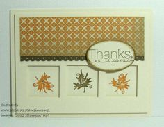 Four Seasons Boxed Set by CLOcards - Cards and Paper Crafts at Splitcoaststampers