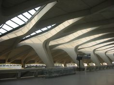 this is the kind of train station i like to see in malaysia, the Liège-Guillemins TGV stationThis post has been edited by robertngo: Nov 7 PM Futuristic Interior, Futuristic Architecture, Concept Architecture, Architecture Design, Site Analysis Architecture, Museum Architecture, School Architecture, Building Structure, Building Design