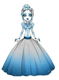Charity Ball: Wednesday by Shadow-People.deviantart.com on @deviantART