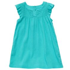 Gauze Dress Set