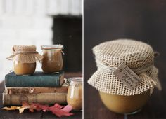 A HARVEST GIFT: SPICED GINGER CAKES & ROSEMARY APPLE BUTTER    I love this blog, not only are the pictures gorgeous, the food looks amazing, and is made with care!