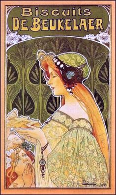 "Alphonse Mucha ~ Click through the large version for a full-screen view (on a black background in Firefox), set your computer for full-screen. ~ Miks' Pics ""Alphonse Mucha"" board @ http://www.pinterest.com/msmgish/alphonse-mucha/"