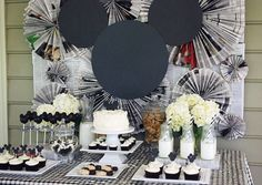 Character-based birthday parties can be tricky if you don't want to go with ultra-bright colors and store-bought decor. This sophisticated, monochromatic Mickey Mouse party is such a great example of how you can be true to a theme but think outside of the box! Emily of A Silver Nutmeg, an event styling and party-planning boutique based in Washington, D.C., styled this gorgeous party for her 3-year-old nephew. There are so many sweet details, all of …