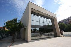 Cortejoso y Coronado Arquitectos - Centro Deportivo del Campus de Getafe, Universidad Carlos III. Getafe. Madrid.