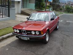 BMW 320i (I bought one *used* right after high school graduation - still love that car.  Maybe I'll pick another one up someday...)