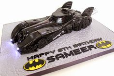 Celebrate with Cake!: Batmobile