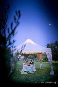 wedding under the moonlight...  Italian wedding   Pino Coduti photography