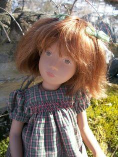 Spring Valley Studios Custom Dolls: Kelly Wenarsky Custom Sasha Dolls: An Album