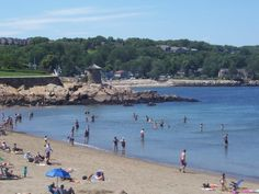 Beach at Rockport, MA