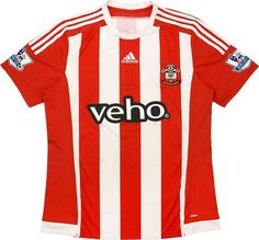 Classic Football Shirts   retro vintage soccer jerseys - Classic Retro  Vintage Football Shirts. 2015-16 Southampton Home Shirt (Good) ... 201bca8ca