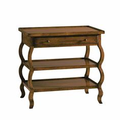 Baker Furniture : Bedside Table - MR-3008 : Nightstands : Milling Road : Browse Products