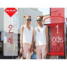 """Dünyaca ünlü markalar Elit Optik ile artık bir tık uzağında! """"Guess, Diesel, Mustang, Police, Osse"""" ve daha nicesi şimdi 2 AL - 1 ÖDE kampanyasıyla sizlerle! store.elitoptik.com.tr #sunglases #likes #nice #eyewear #girl #man #follow #fashion #moda #style #love #followme #fotograf  #smile #izmir #sun #alisveris #shopping #happy"""