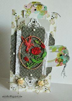 ineeska | scrapbooking, cardmaking, blog Cardmaking, Scrapbooking, Gift Wrapping, Blog, Gifts, Gift Wrapping Paper, Making Cards, Presents, Wrapping Gifts