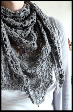 South Bay shawlette - http://www.ravelry.com/patterns/library/south-bay-shawlette