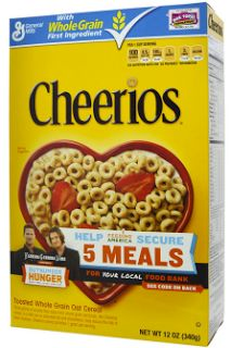 Steward of Savings : $1.00/1 General Mills Cheerios Cereal Coupon! ONLY $0.59 at Target!
