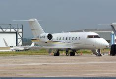 - Private - Canadair CL-600-2B16 Challenger 604 G-RNJP at Paris Le Bourget
