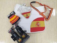 Todos con España!!! Vamos a animarla para la Eurocopa !!!Www.totcavall.com Puedes hacer tu pedido por Telefono:965870797 #eurocopa   #futbol   #laroja   #seleccion   #españa   #caballo   #mantilla   #protectores   #mosquero