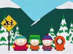 South Park, 1997   70 desenhos que farão você ter orgulho de ser uma criança dos anos 90