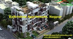 #Balkrishna #Apartments  Presently, Beautifully mixing together the #accommodations of advanced life and medical advantages of living near to nature, Bhatgare Developers has made the unthinkable conceivable by making ,a 2 and 3 BHK #Luxurious condo venture at #Borgaon, #Gorewada Road for the individuals who wish to live solid