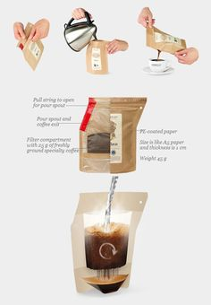 The Coffeebrewer | Grower's Cup. Gives a new meaning to instant coffee...