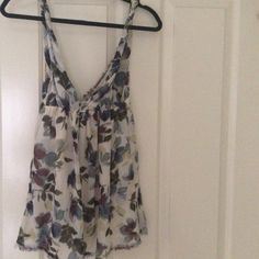 Abercrombie camisole Floral print Abercrombie & Fitch Tops Camisoles