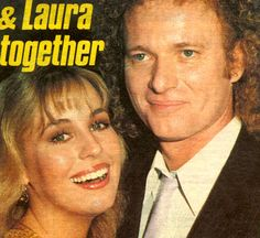 Genie Francis and Anthony (Tony) Geary Photo Gallery 2 Tony Geary, Laura Spencer, Genie Francis, Luke And Laura, General Hospital, Back In The Day, Soaps, Photo Galleries, Tv Shows