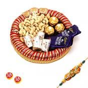 From our excellent selection of Rakshabandhan Chocolate send your gift anywhere in India.